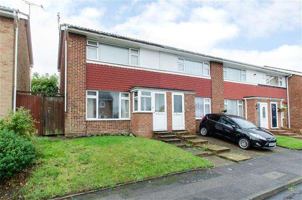 2 Bedrooms End Of Terrace House for sale in Ambleside, Sittingbourne