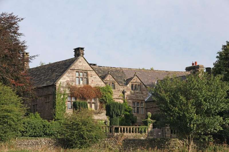 15 Bedrooms Unique Property for sale in Riber Hall, Riber, Matlock, Derbyshire DE4