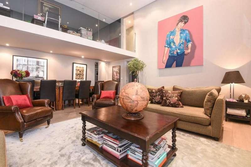 3 Bedrooms Flat for sale in Studio Place, Belgravia