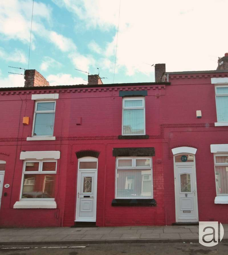 2 Bedrooms Terraced House for sale in Killarney Road Liverpool L13