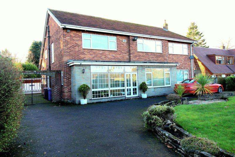4 Bedrooms Detached House for sale in Ormskirk Road, Prescot