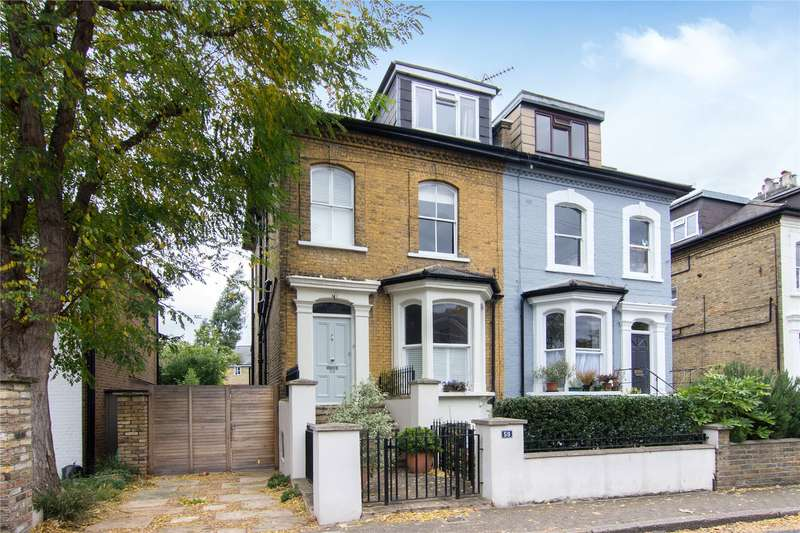 4 Bedrooms Semi Detached House for sale in Amyand Park Road, St Margarets, Twickenham, TW1