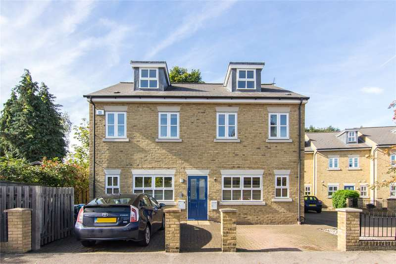 1 Bedroom Flat for sale in Upper Grotto Road, Twickenham, Middlesex, TW1