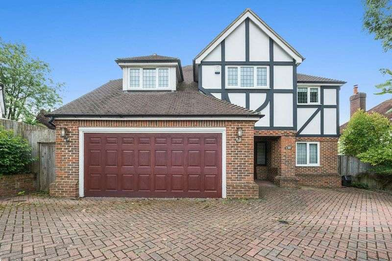 5 Bedrooms Property for sale in Green Curve, Nork, Banstead, Surrey