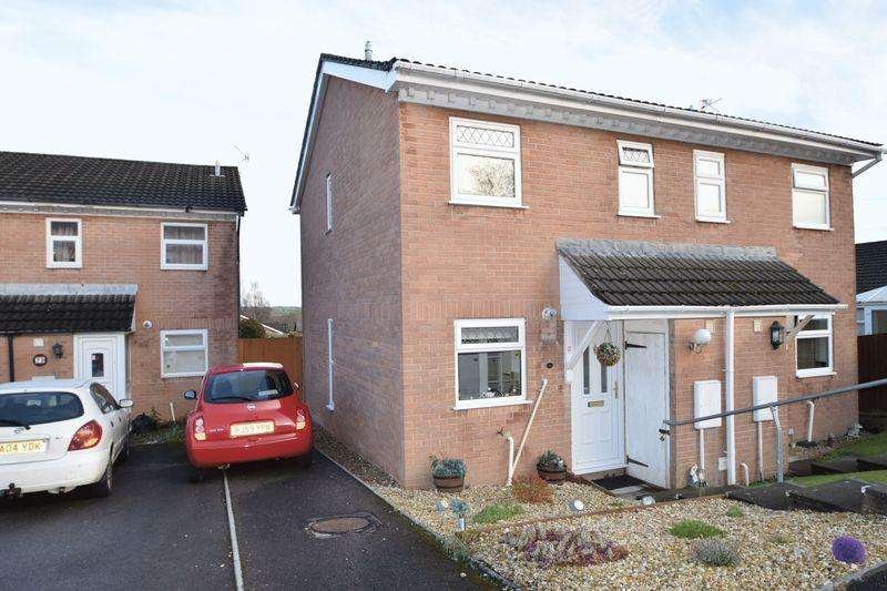2 Bedrooms Semi Detached House for sale in Open Hearth Close, Griffithstown