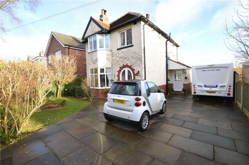 3 Bedrooms Detached House for sale in Nook Road, Scholes, Leeds, West Yorkshire