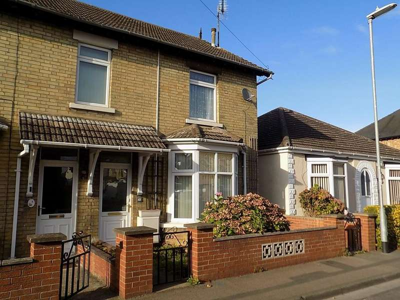 3 Bedrooms Semi Detached House for sale in Deerfield Road, March