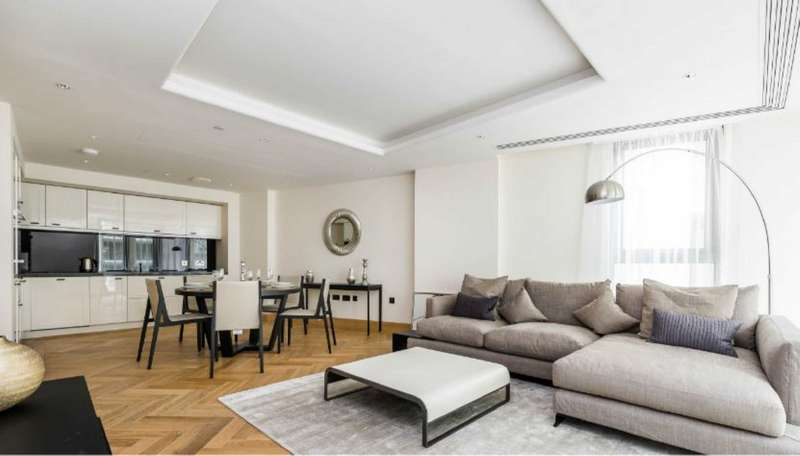 3 Bedrooms Apartment Flat for sale in Abell House, Abell And Cleland, Westminster, London, SW1P