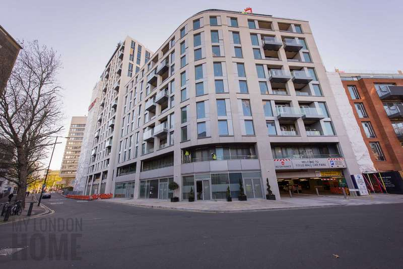 2 Bedrooms Apartment Flat for sale in Lancaster House, Sovereign Court, Hammersmith, London, W6