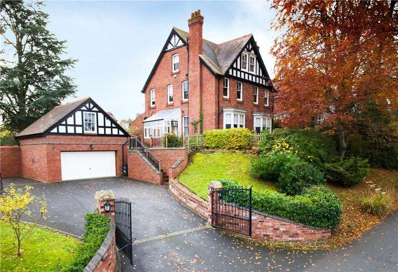 5 Bedrooms Detached House for sale in Berrington Road, Tenbury Wells, Worcestershire, WR15