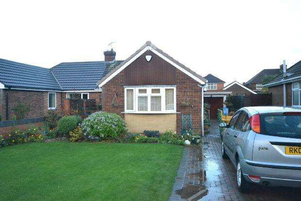 2 Bedrooms Semi Detached Bungalow for sale in Garbutt Place, Cleethorpes