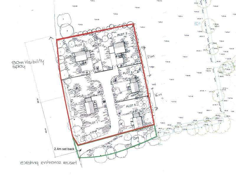 Plot Commercial for sale in HOLSWORTHY