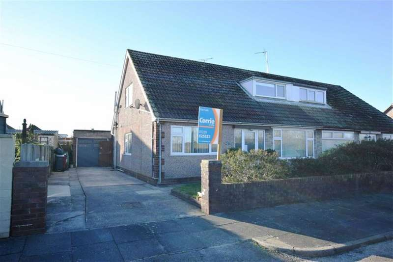 4 Bedrooms Semi Detached House for sale in Yarlside Crescent, Barrow In Furness, Cumbria