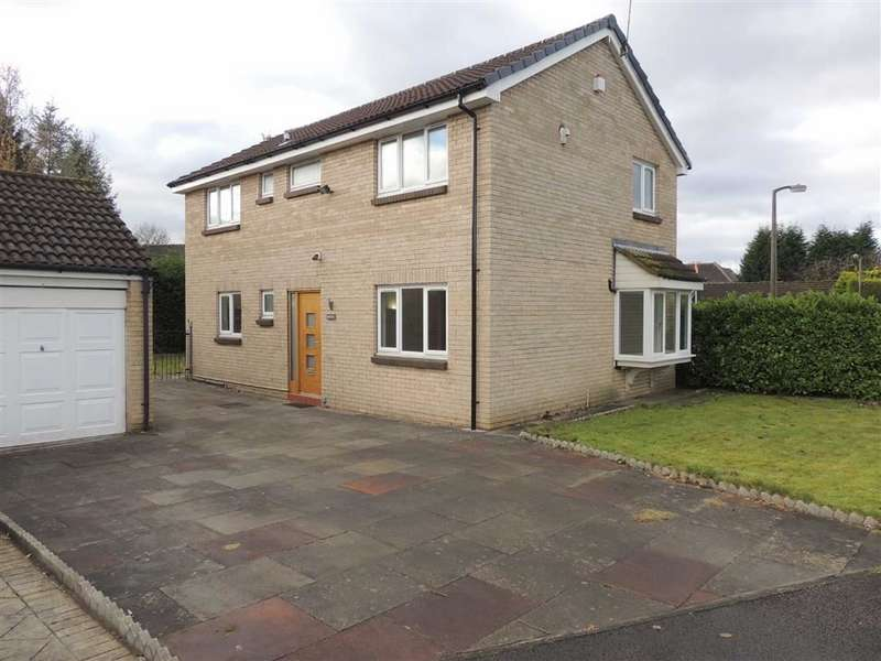 4 Bedrooms Detached House for sale in Abbotsleigh Drive, Bramhall, Stockport