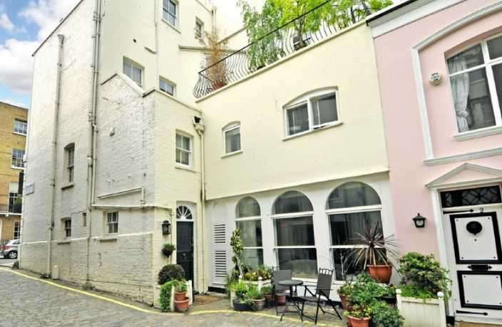 5 Bedrooms House for rent in Montagu Mews West, London