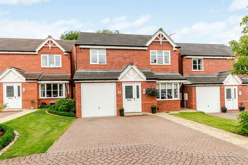 4 Bedrooms Detached House for sale in 6 Shrubbery Gardens, Kidderminster, Worcestershire, DY10