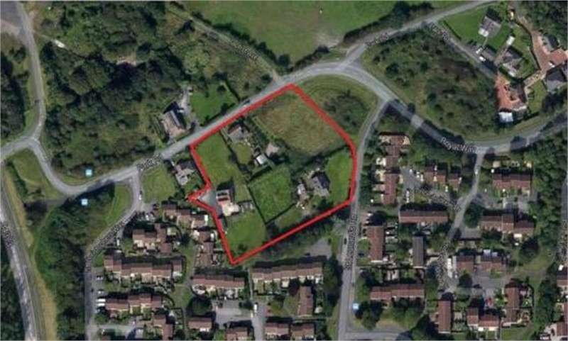 Plot Commercial for sale in Building Plot On, Park Road, Malinslee, Telford, Shropshire, TF4