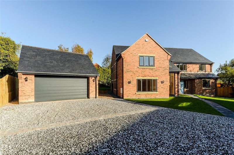 5 Bedrooms Detached House for sale in Lower Kirklington Road, Southwell, Nottinghamshire, NG25