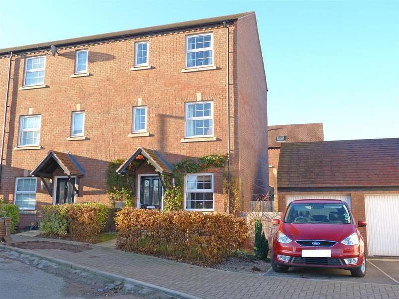 4 Bedrooms House for sale in Red Norman Rise, Holmer, Hereford, HR1