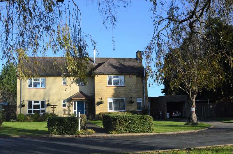 4 Bedrooms Detached House for sale in Flowerdown Road, Locking, Weston-super-Mare, BS24