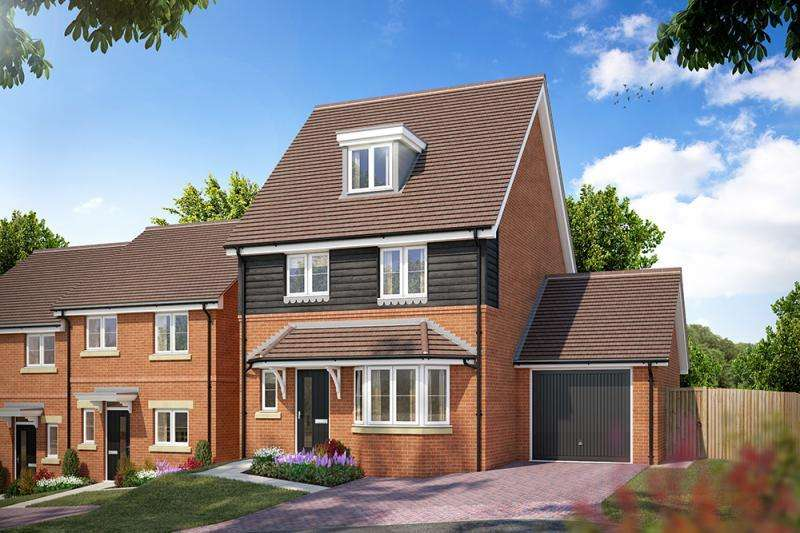4 Bedrooms Semi Detached House for sale in Plots 6 and 27, Bayswater Fields, Headington, Oxford