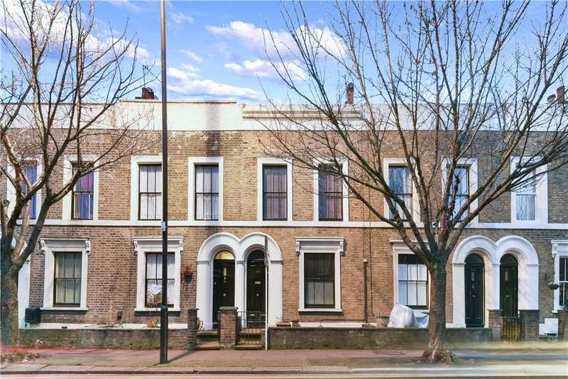 3 Bedrooms Terraced House for sale in Old Ford Road, Bethnal Green, London, E2
