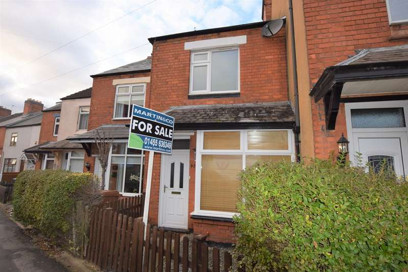 2 Bedrooms Terraced House for sale in Factory Road , Hinckley LE10