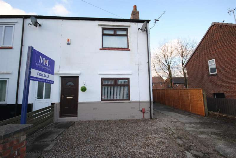 2 Bedrooms Semi Detached House for sale in Holborn Avenue, Worsley Mesnes, Wigan