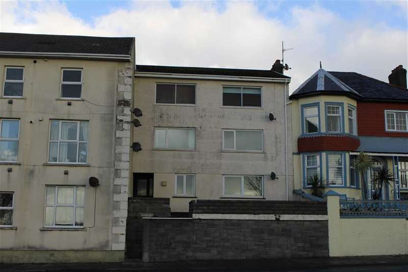 2 Bedrooms Flat for sale in 34 Hamilton Terrace, Milford Haven
