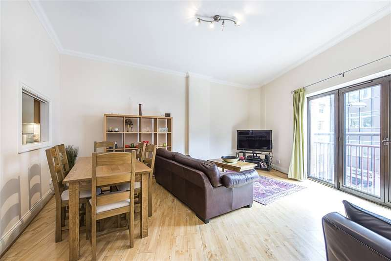 2 Bedrooms Flat for sale in Herbal Hill Gardens, 9 Herbal Hill, Clerkenwell, London, EC1R