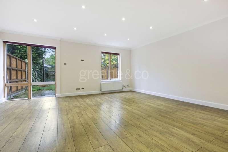 3 Bedrooms Terraced House for sale in Carlton Vale, Kilburn Park, London, NW6