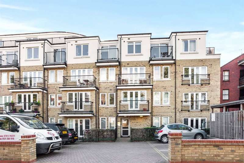 1 Bedroom Flat for sale in Nexus Court, Malvern Road, London, NW6