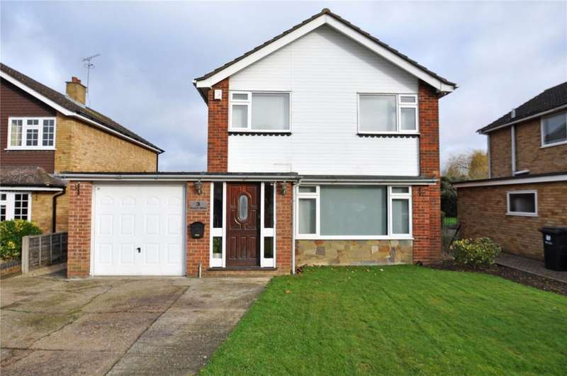 4 Bedrooms Detached House for sale in Manor Drive, St. Albans, Hertfordshire