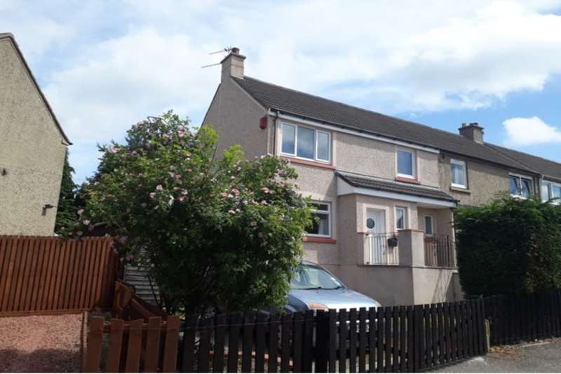 3 Bedrooms Property for sale in Greenfield Crescent, Wishaw, ML2