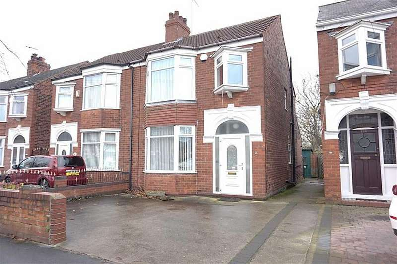 3 Bedrooms Semi Detached House for rent in James Reckitt Avenue, East Hull, Hull, HU8