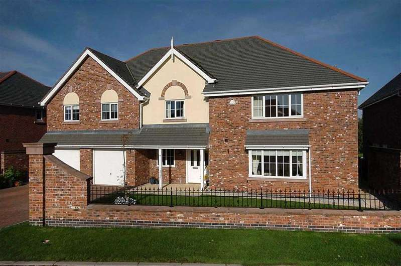 5 Bedrooms Detached House for rent in Dunlin Rise, Tytherington