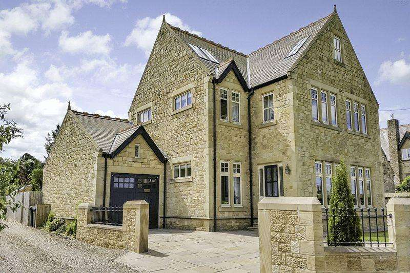 6 Bedrooms Detached House for sale in The Gables, High Westwood, Nr Ebchester