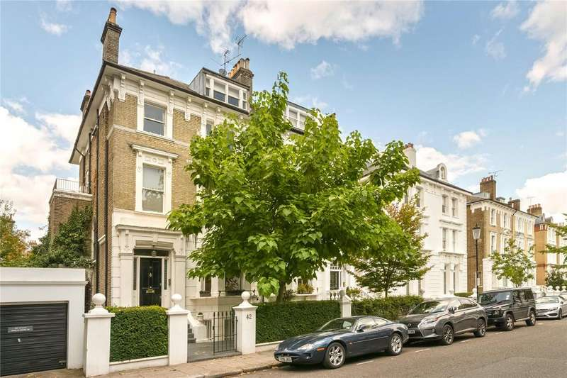 6 Bedrooms Maisonette Flat for sale in Tregunter Road, London, SW10