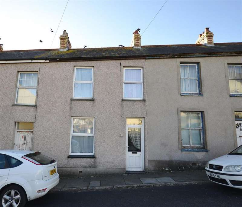 3 Bedrooms Terraced House for sale in Goodwick