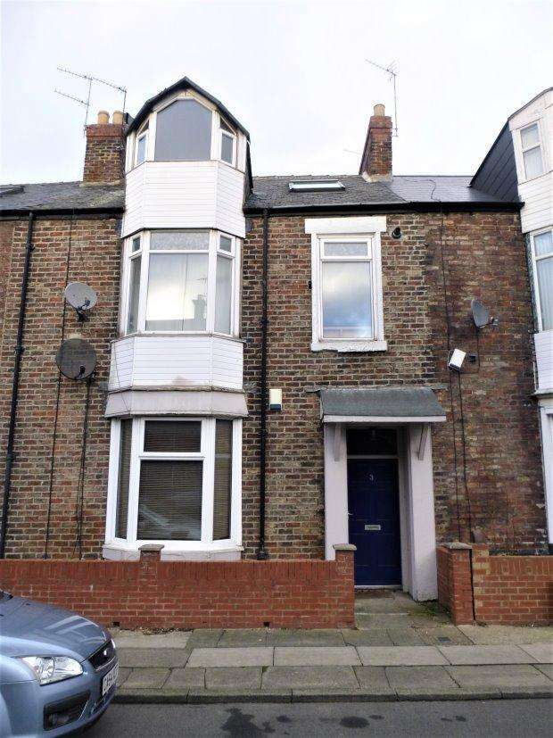 3 Bedrooms Flat for sale in WORCESTER TERRACE, ASHBROOKE, SUNDERLAND SOUTH