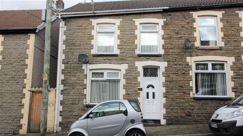 3 Bedrooms Terraced House for sale in Pritchard Street, Porth