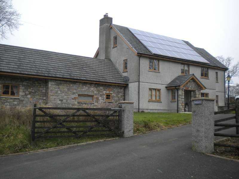 5 Bedrooms Land Commercial for sale in Groeslwyd Argoed Road, Ammanford, Carmarthenshire. SA18 2PR