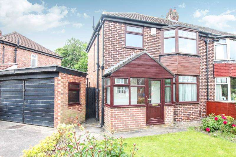 3 Bedrooms Semi Detached House for sale in Brookhead Drive , Cheadle , Cheshire
