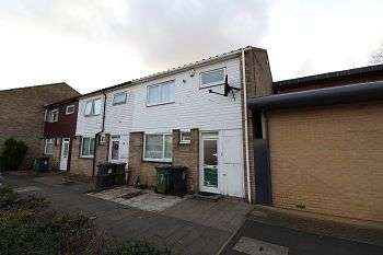 3 Bedrooms End Of Terrace House for sale in Adderley , North Bretton , Peterborough , PE 3 8RA