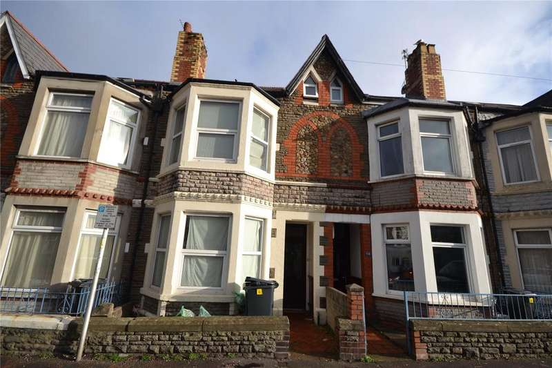 6 Bedrooms Terraced House for sale in Cottrell Road, Roath, Cardiff, CF24