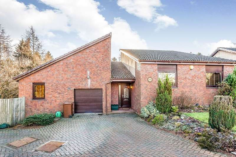 4 Bedrooms Detached House for sale in Culdees Avenue, Glenrothes, KY6