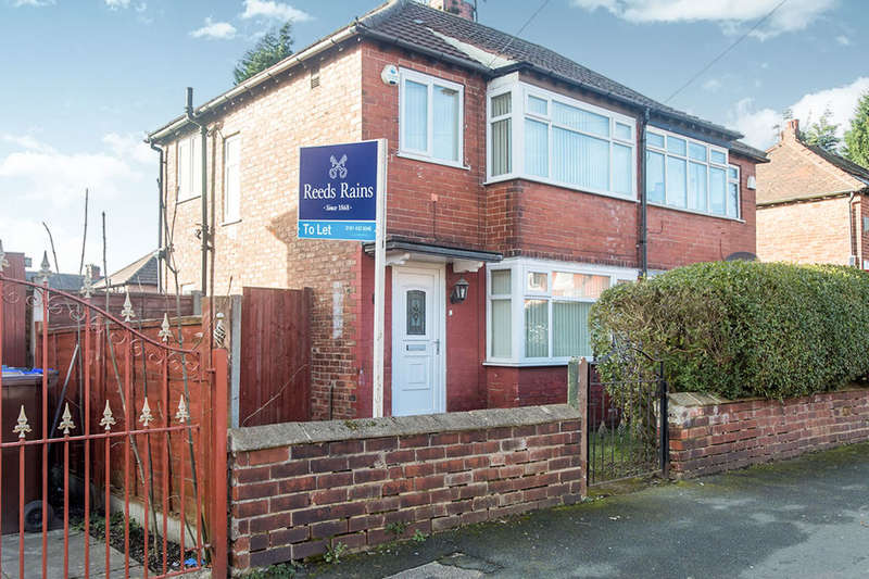 2 Bedrooms Semi Detached House for rent in Long Street, Manchester, M18