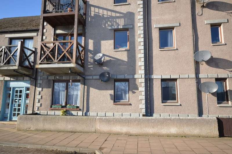 2 Bedrooms Flat for sale in Harbour Street, NAIRN, IV12