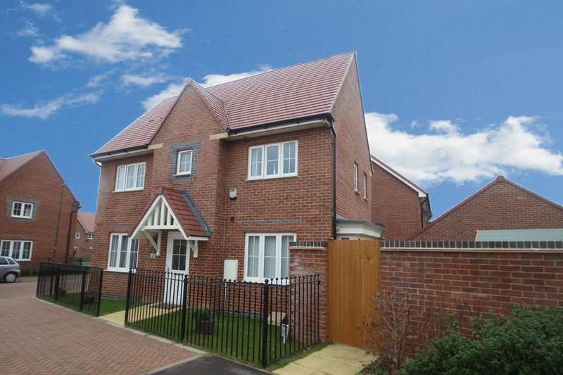 3 Bedrooms Detached House for sale in Ockenden Road, Kingley Gate
