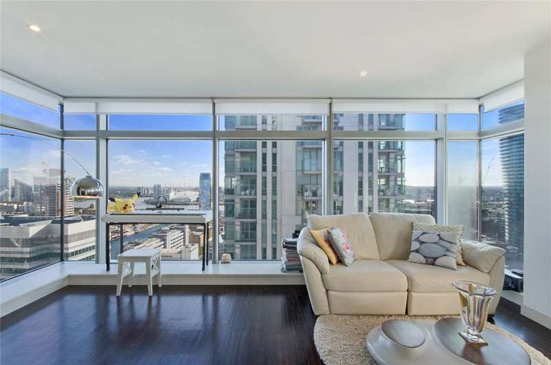 2 Bedrooms Apartment Flat for sale in Pan Peninsula West, London, E14